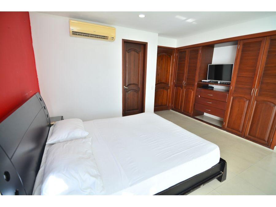 apartamento 1 alcoba laguito t21