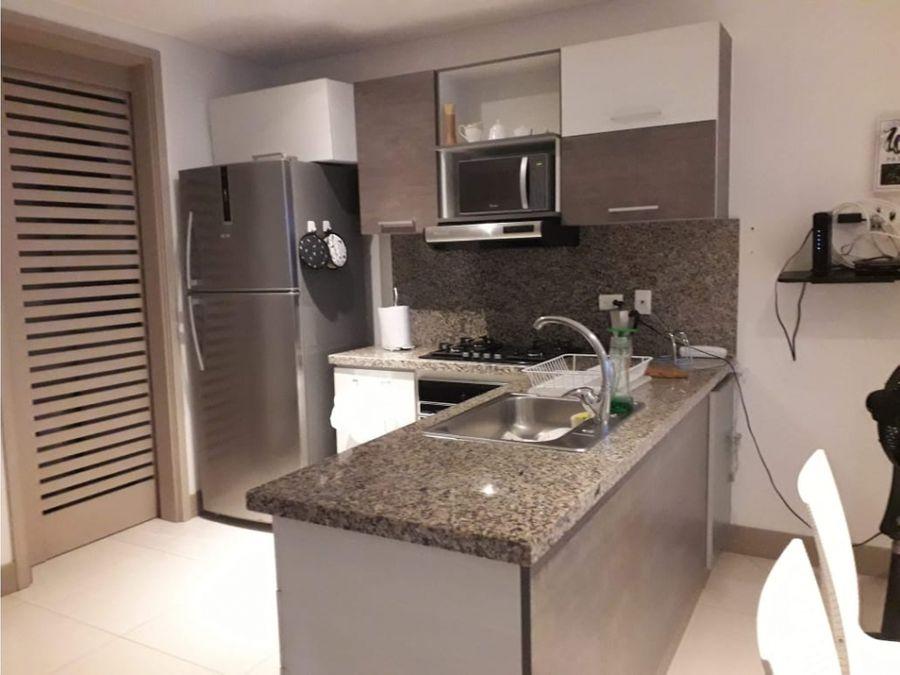 venta apartamento 1 alcoba frente al mar b001