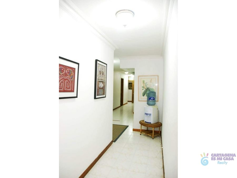 apartamento 4 alcobas castillogrande ecs0007