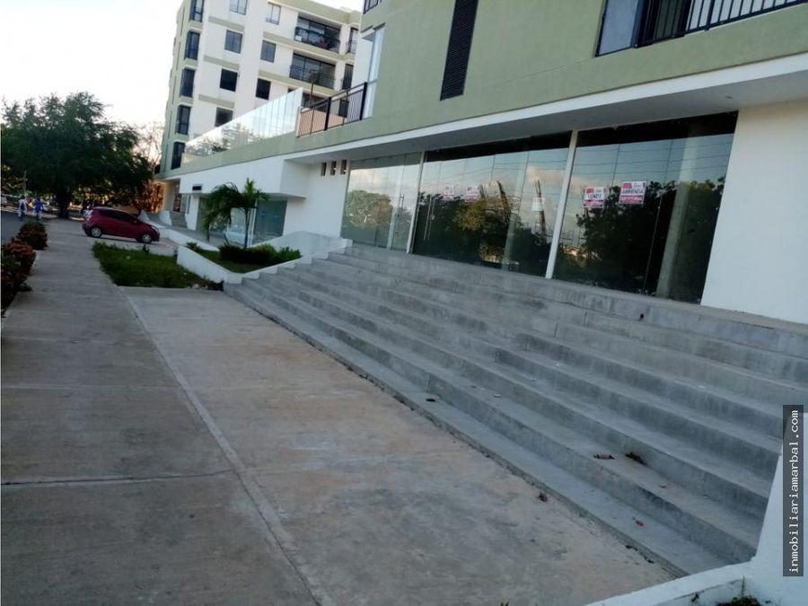 arriendo locales en balcones de garupal