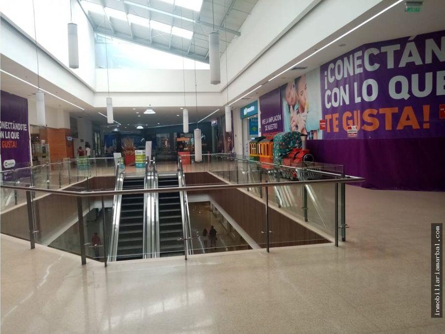 arriendo locales centro comercial guatapuri