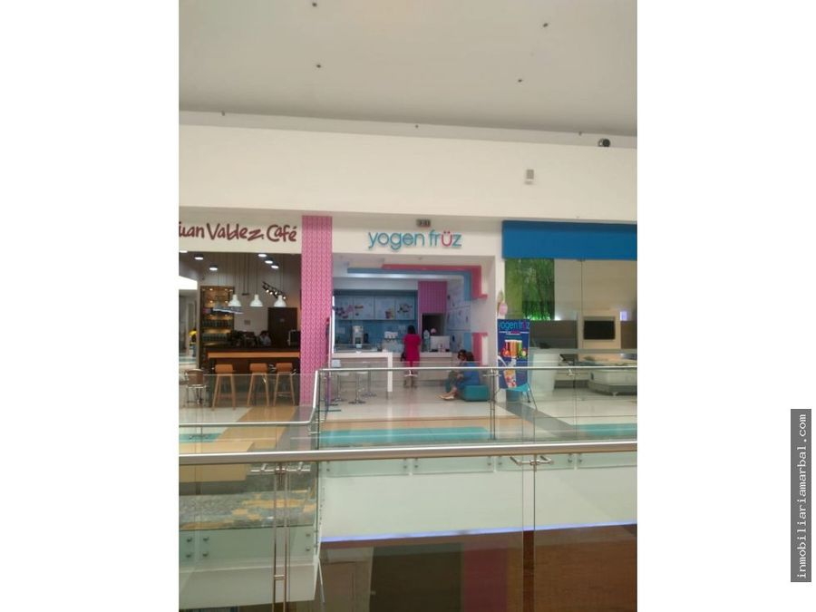 arriendo local centro comercial mayales
