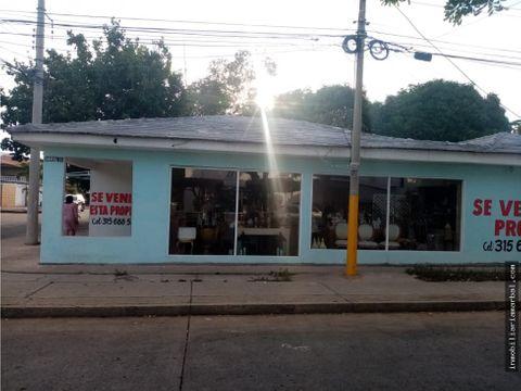 vendo casa comercial carrera 11 con calle 11