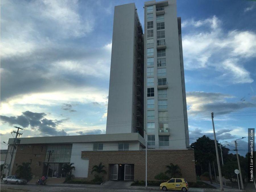 vendo apartamento edificio multicentro