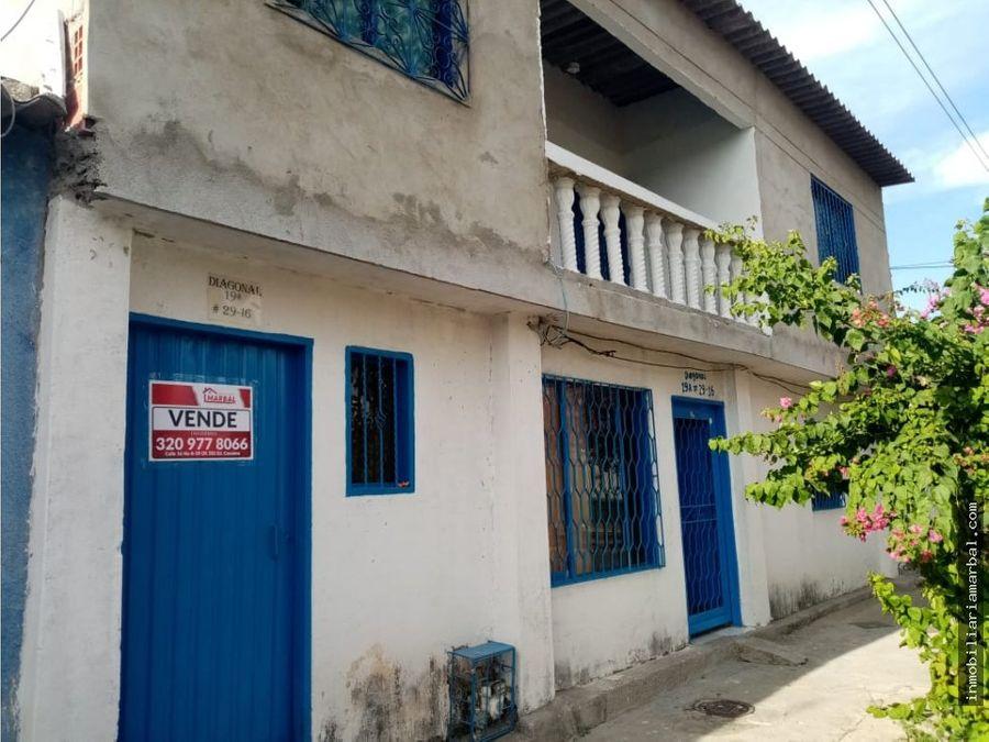 vendo casa en barrio sabanas