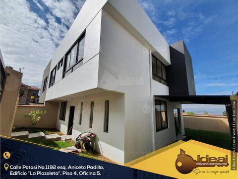 casa inmediaciones av chilimarca