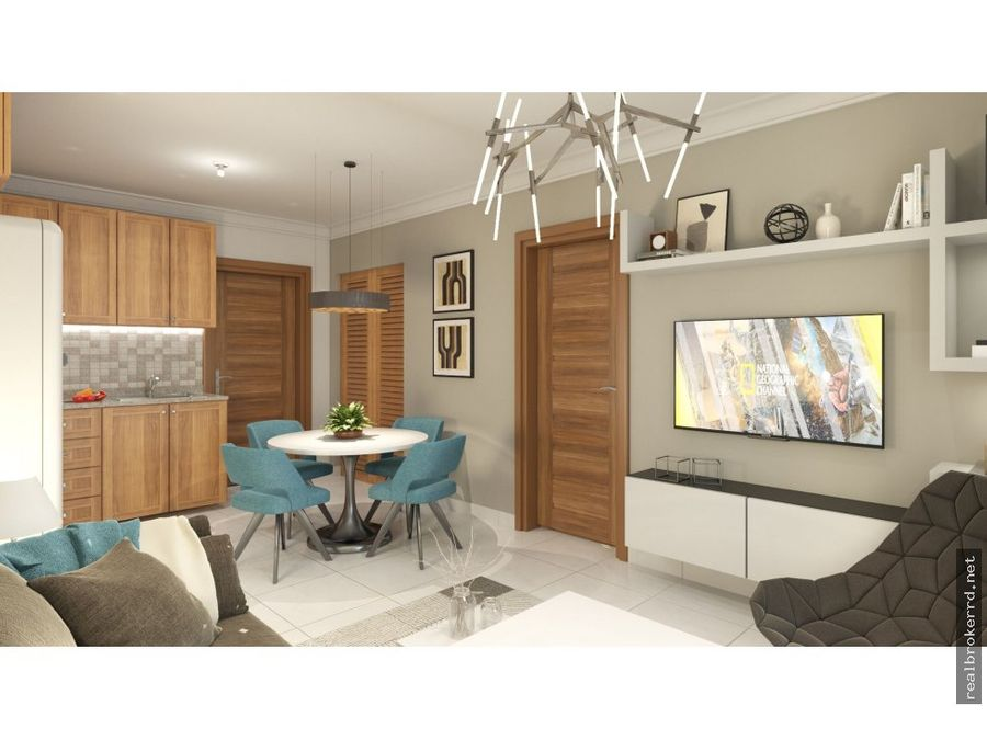 venta de apartamento en la monumental sto dgo