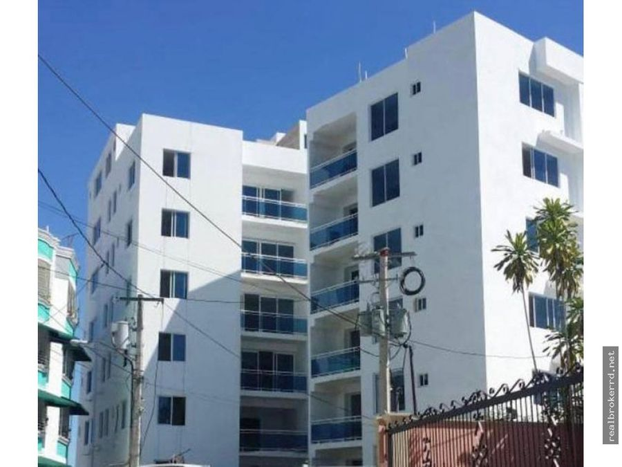 venta de apartamento don honorio santo domingo