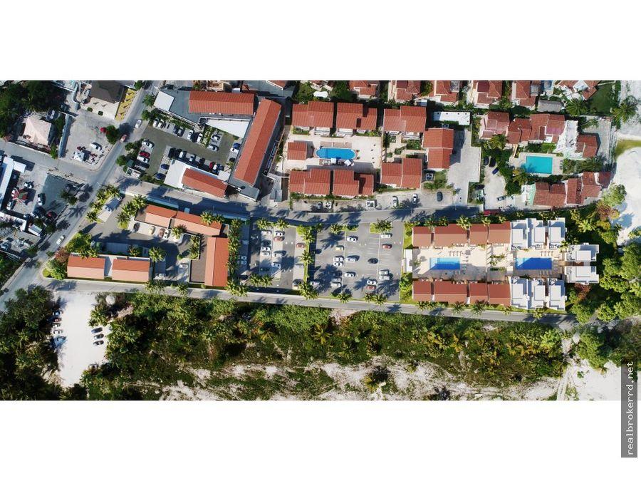 coral village ii en el centro de punta cana