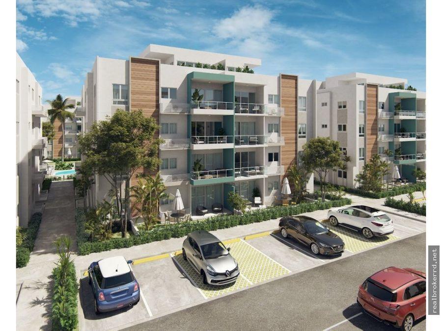 venta de apartamento en punta cana la altagracia