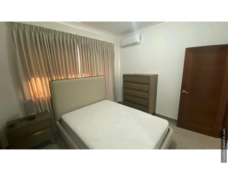 rento apartamento amueblado serralles