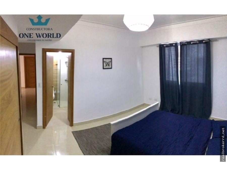 venta de apartamento en paraiso santo domingo