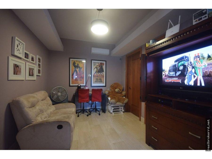 venta de apartamento en naco santo domingo