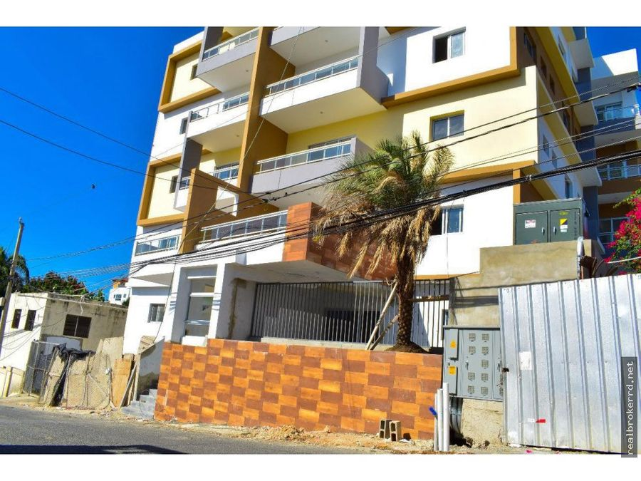 venta de apartamento en villa marina sto dgo