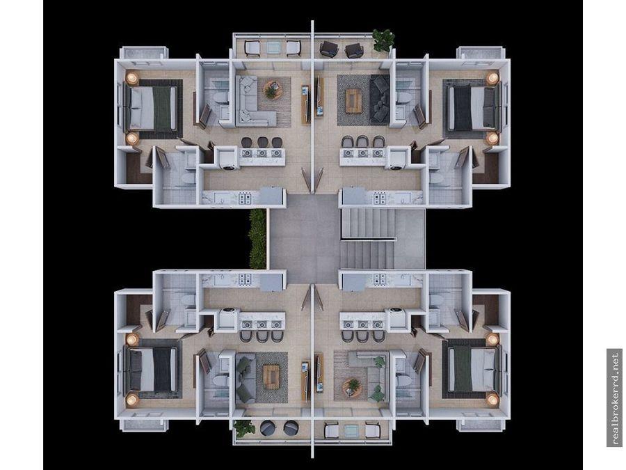 apartamento en venta en punta cana la altagracia