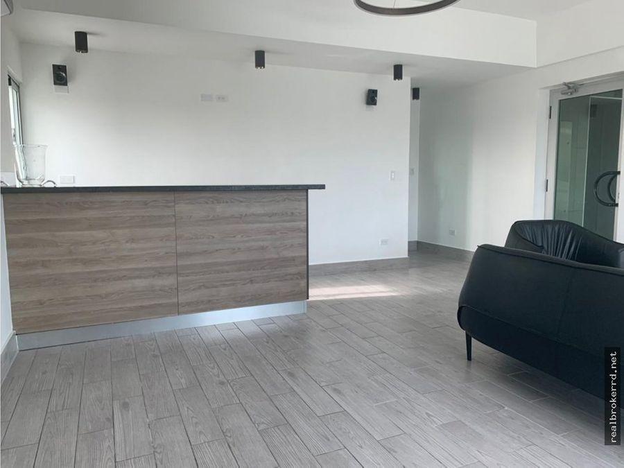 rento apartamento nuevo