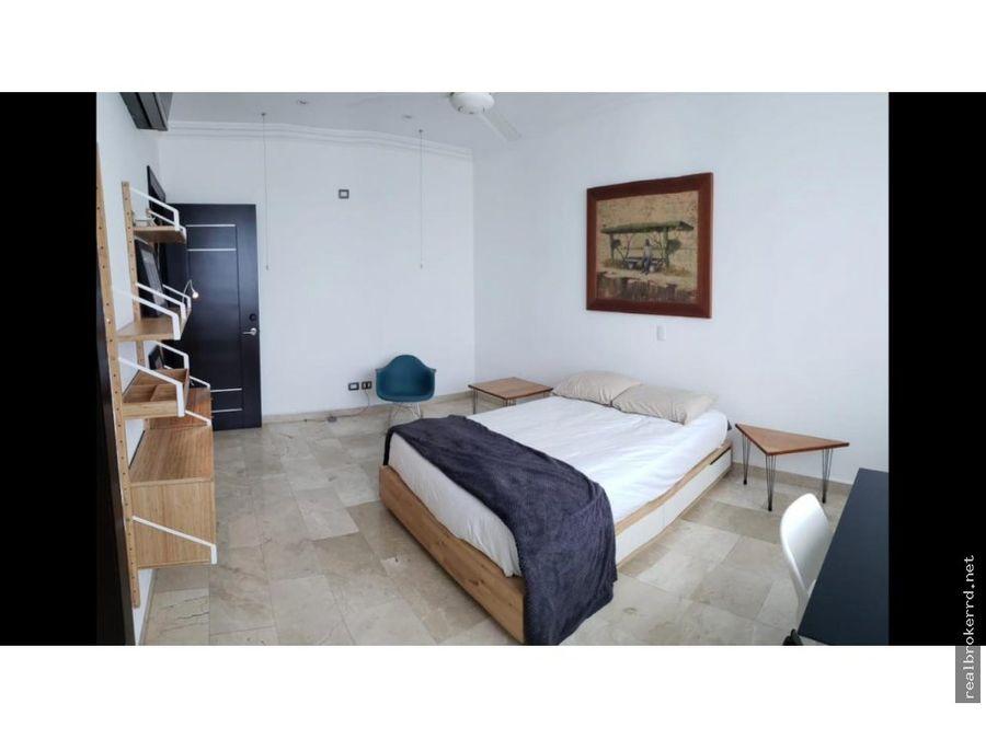 venta de apartamento en serralles santo domingo