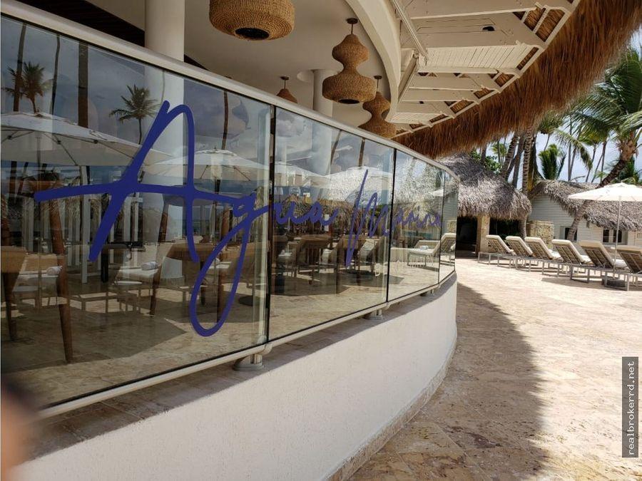 blue lake cocotal punta cana