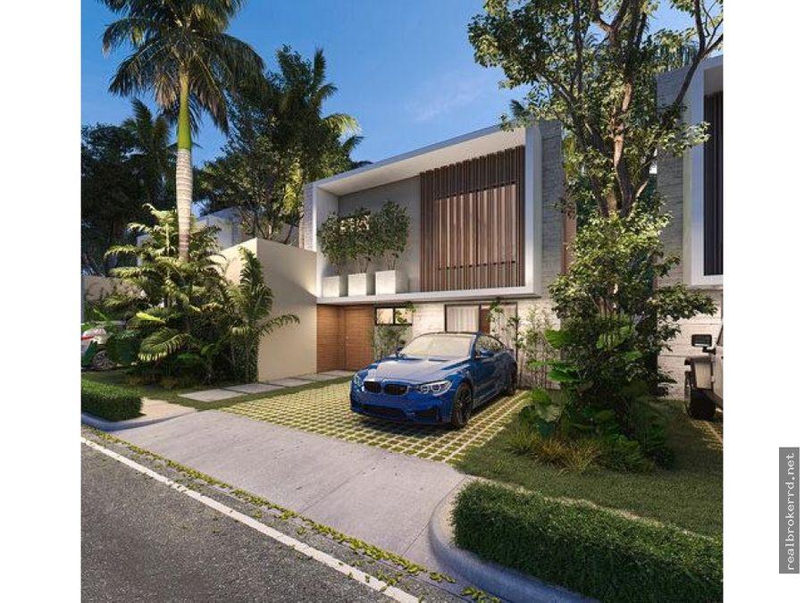 casa en venta en punta cana la altagracia