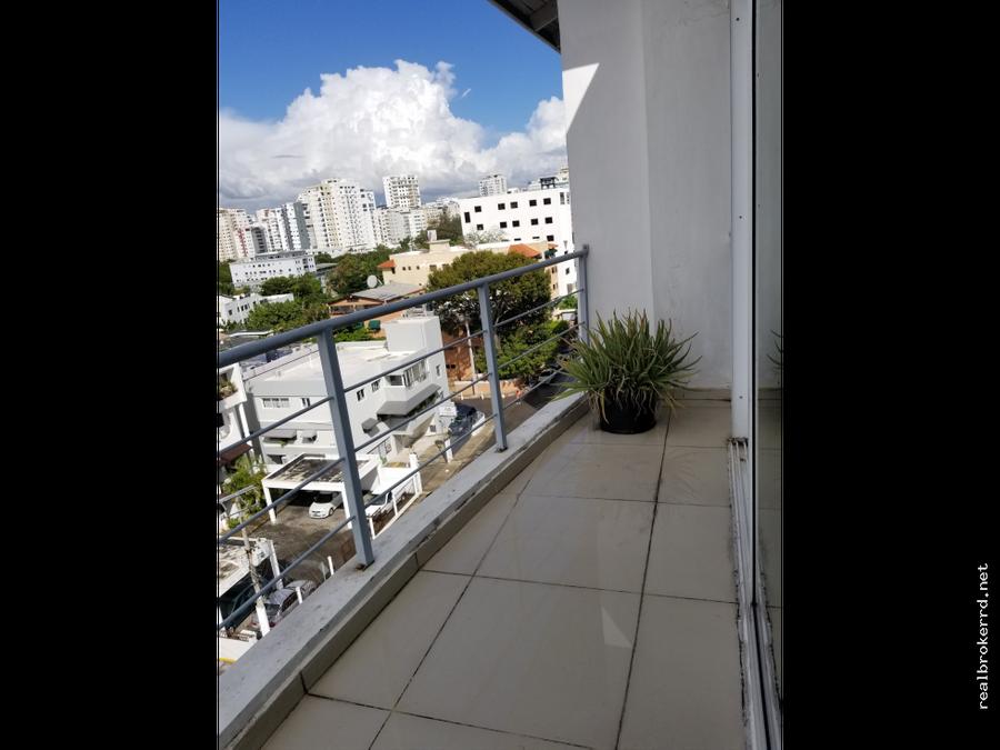 venta de penthouse en el fernandez santo domingo