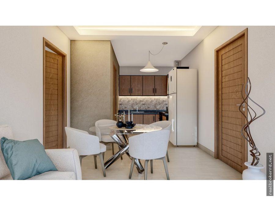 apartamento con bono primera vivienda en la jacobo