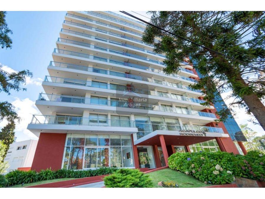 punta del este apart 3 dorm 3 banos edif acapulco roosevelt