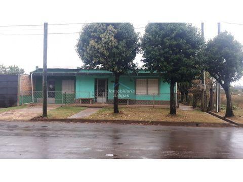 3 casas en un mismo padron barrio pollieri
