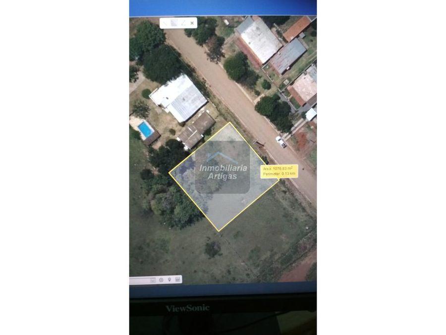 terreno zona escuela 40 1076 mts cuadrados