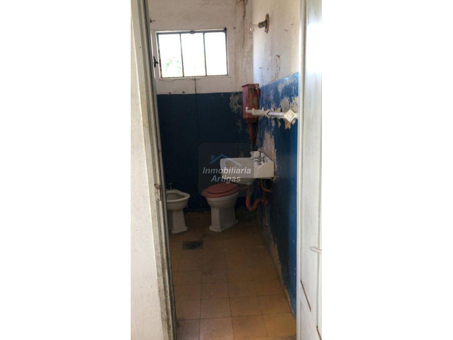 casa a reciclar excelente ubicacion b rivera 371