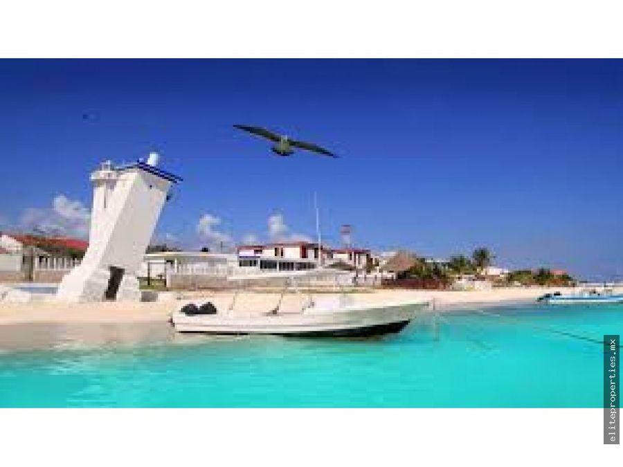 magnifico terreno de 4555406 m2 en puerto morelos