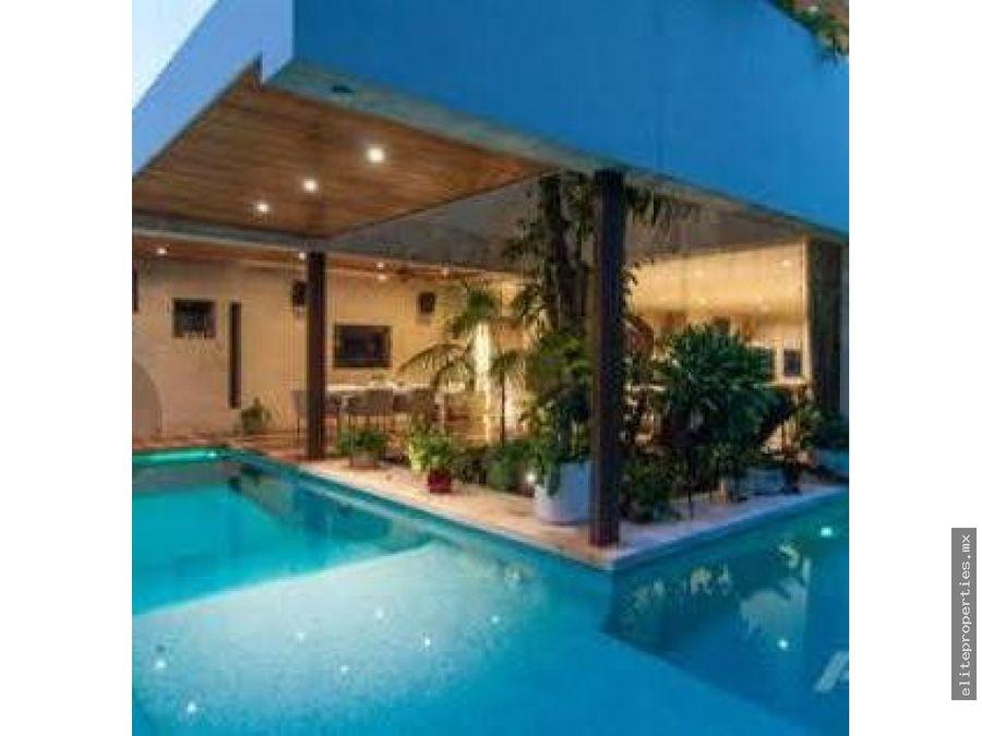 venta de hermosa casa en playacar