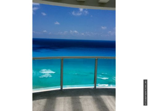 cancun penthouse bay view grand en venta