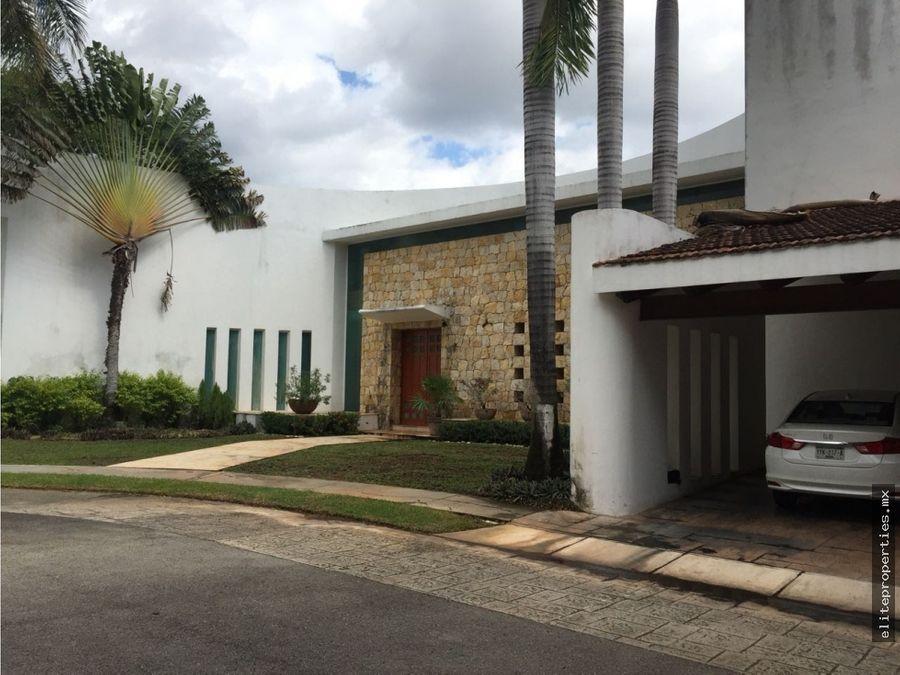 hermosa casa en city center merida yucatan