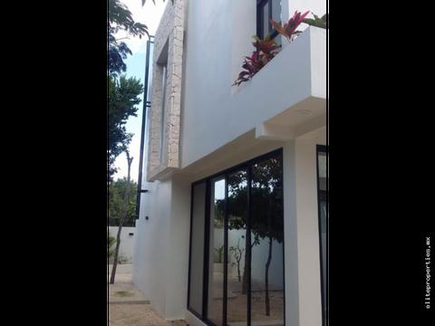 en venta hermosa casa akasha en tulum