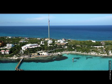 venta hotel isla mujeres cancun