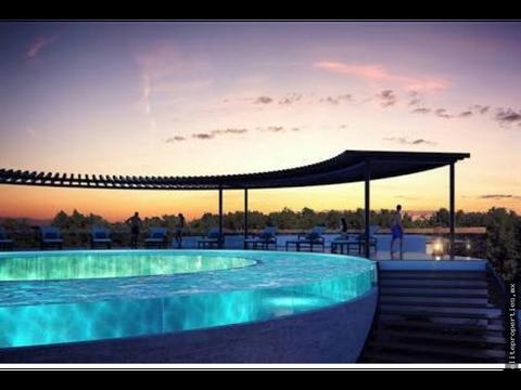 lujoso penthouse en venta en tulum