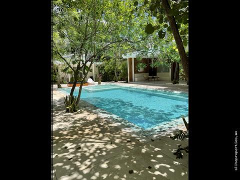 penthouse de 2 recamaras en aldea zama