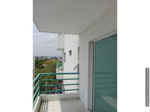 apartaestudio en edificio terrazas del contry