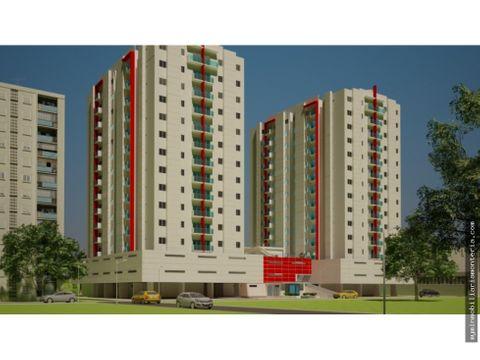 apartamentos en el proyecto baviera