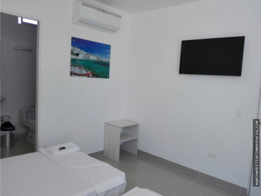 vende hotel en covenas