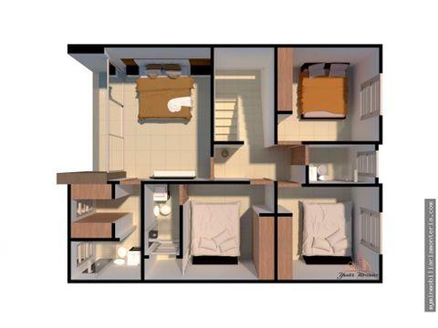casa sobre planos cerca al cc nuestro 4 habitaciones