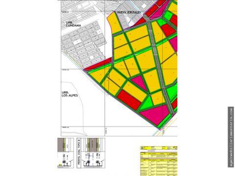 vende terreno ideal para proyecto