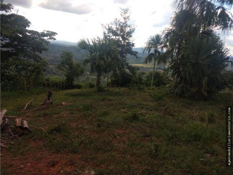 vende finca de 75 hectareas en cienaga