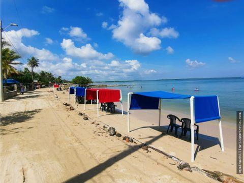 vende casa de playa amoblada para estrenar