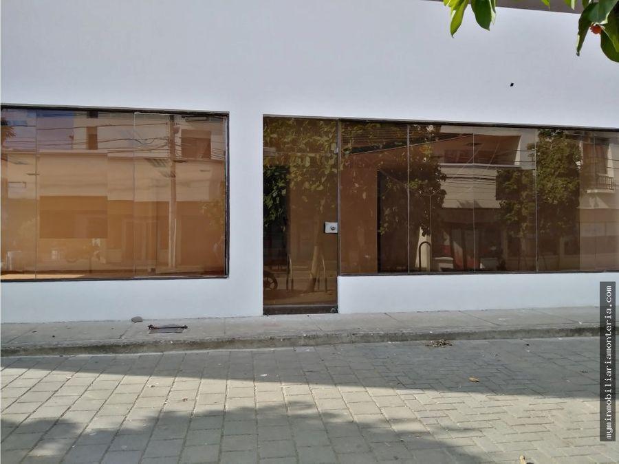 arrienda local comercial en el centro