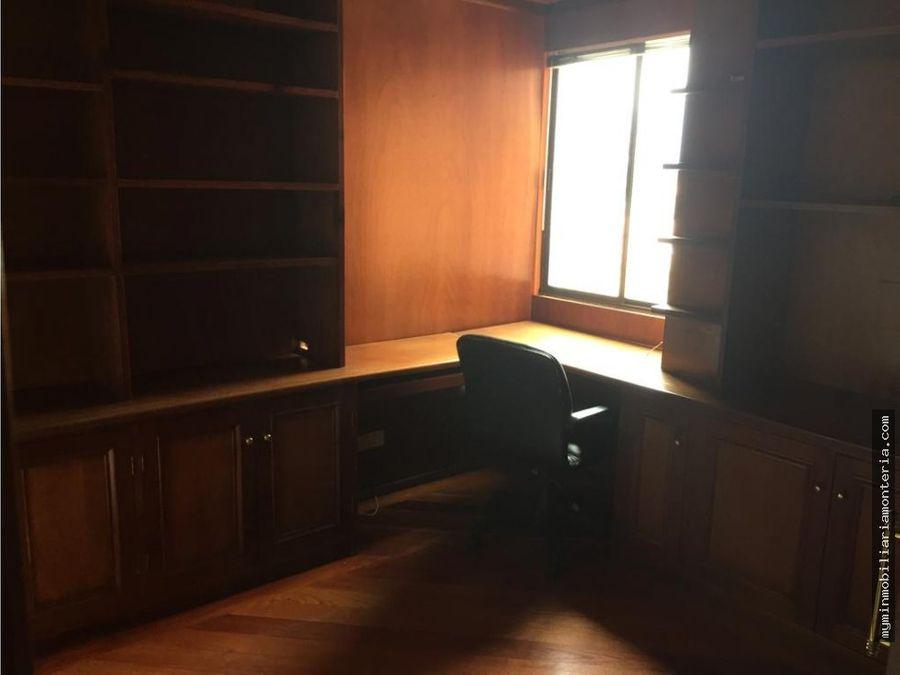 vende apartamento clasico en bogota usaquen