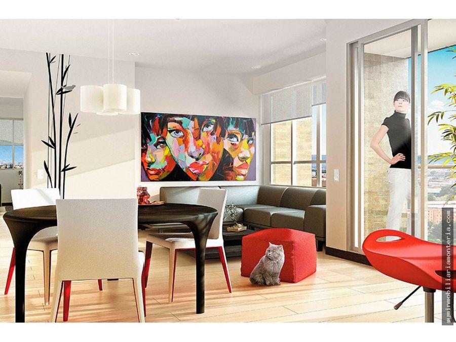 vende apartamento nuevo en bogota