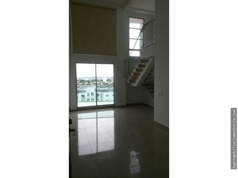 en venta apartamento duplex en la castellana