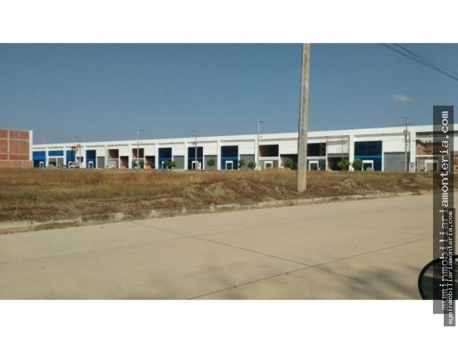 vende lote en centro logistico san jeronimo
