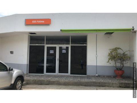 arrienda oficina en estacion de gasolina fatima calle 29 14 14